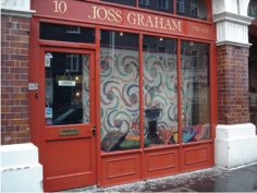 Joss Graham Shopfront